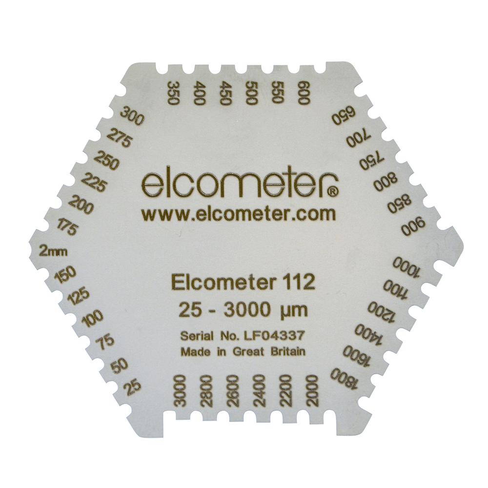 Elcometer 112 hexagonal i Al