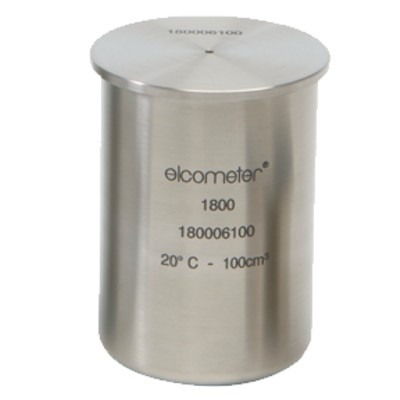 Elcometer 1800 densitetskopp stor