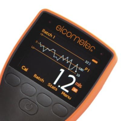 Elcometer 224 profildiagram
