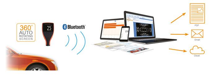 Elcometer 311C med Bluetooth