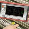 echograph 1095 provning av stång