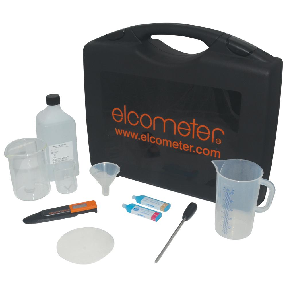 Elcometer-138-Salttest för blästermedel