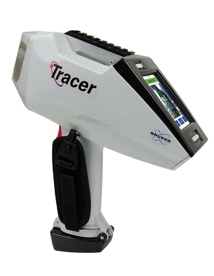 tracer_5i handhållen XRF analysator