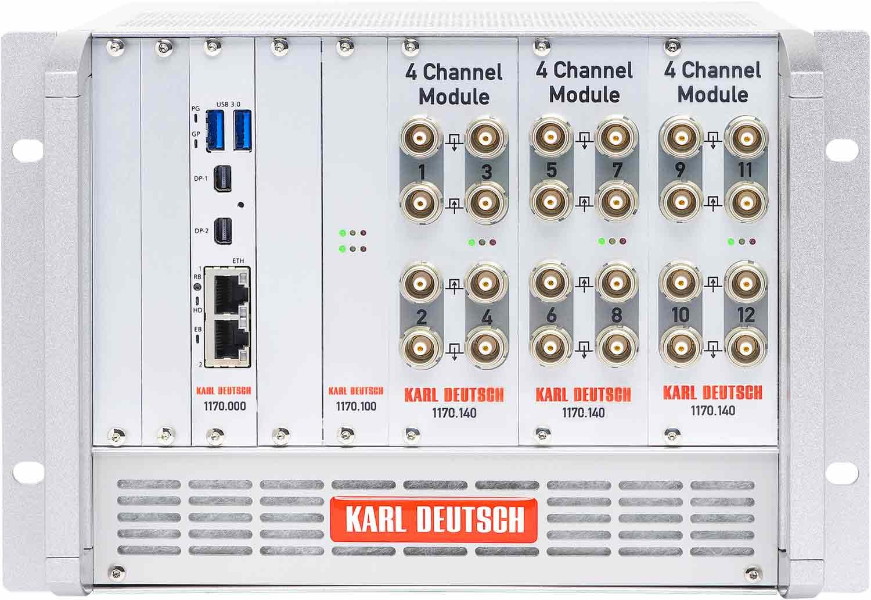1170 modul ultraljudelektronik